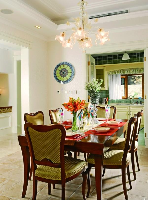 唐宁ONE 餐厅 餐桌