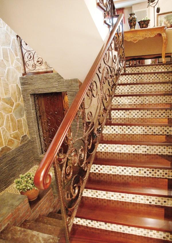 WeHouse 楼梯