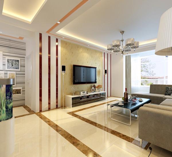 现代风格设计--客厅设计效果