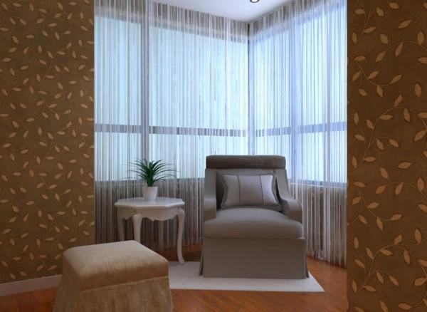 合理利用空间,打造一个放松心情的的舒爽空间