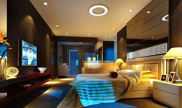 北辰香麓 280平米  简约风格  卧室设计