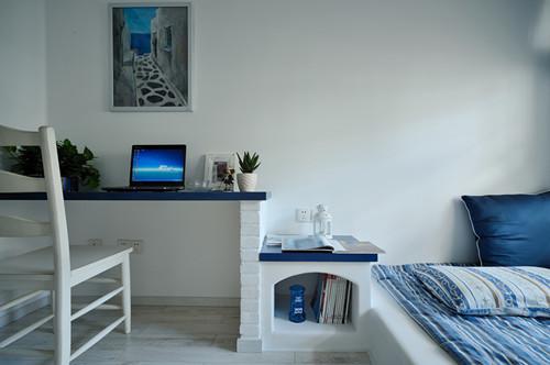 地中海风格-卧室设计