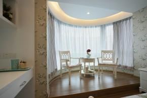 香江别墅 阳台 茶室 其他图片来自尚层装饰-杨在香江别墅II的分享