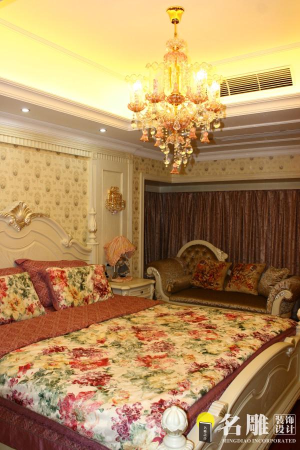 名雕装饰设计:卧室