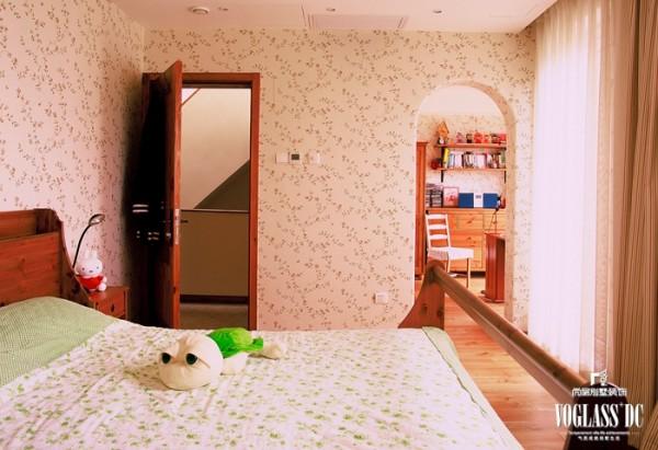 中海安德鲁斯  欧美风情 -385平米别墅 卧室设计