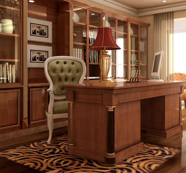 书桌,椅子