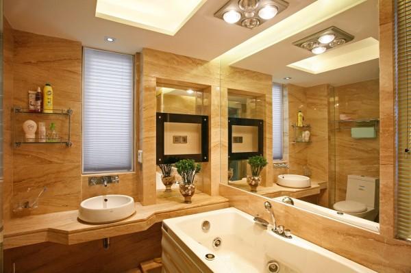 龙湖·香醍溪岸 卫生间 浴缸