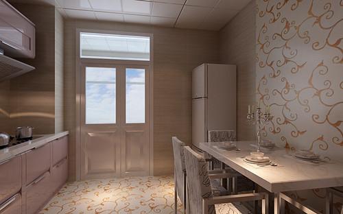 墙面装饰要注意突出自己的风格,既要美观,又要实用,切忌不可盲目堆砌装饰元素若餐厅面积较小,可利用色彩来扩大空间感。若餐厅面积较大,则可选用重色来突出它的沉稳,再用轻快的色彩来点缀,使餐厅沉稳而不沉闷。