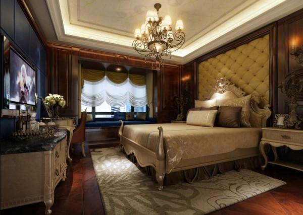 卧室布置较为温馨,作为主人的私密空间,从功能性和实用舒适为重点,同时在软装和用色上非常统一,以简练的装饰手法营造温暖、舒适的卧室空间。 设计源于生活、源于自然、舒适实用、实而不华......