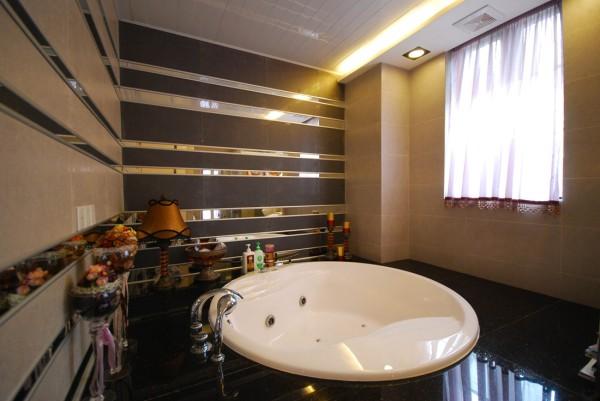 西山壹号院 卫生间 浴缸