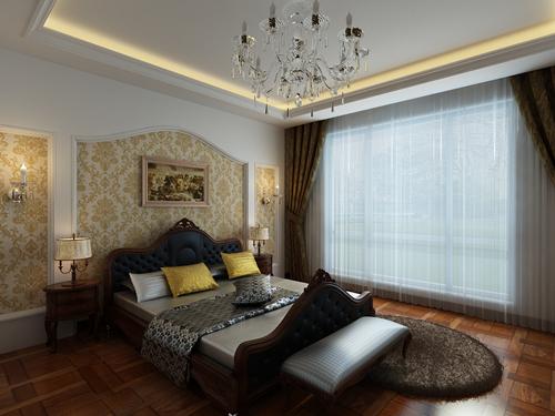 简约欧式-卧室设计