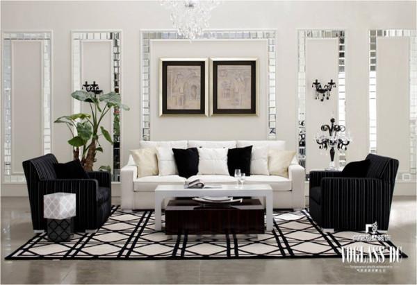 尚层装饰 演绎温馨、高雅的简欧风格 客户设计,简欧风格从简单到繁杂、从整体到局部,精雕细琢,镶花刻 金都给人一丝不苟的印象。