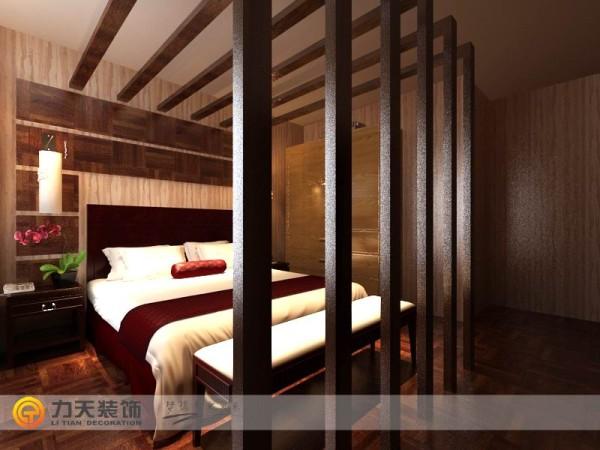 温馨卧室古典