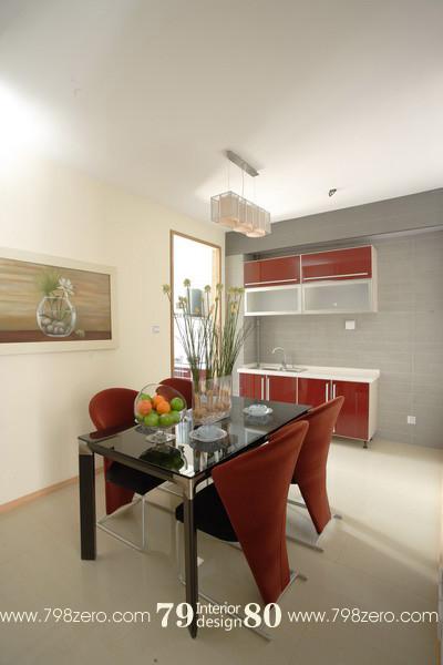 餐厅设计,七九八零,简约风格设计,旧房改造,七九八零室内设计工作室