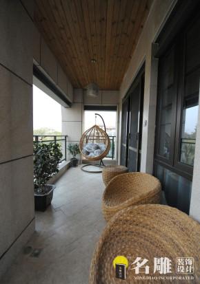 简欧 别墅 名雕装饰 高富帅 阳台图片来自杜鸿业----名雕丹迪设计总监在宁静致远—700平多功能豪华别墅的分享