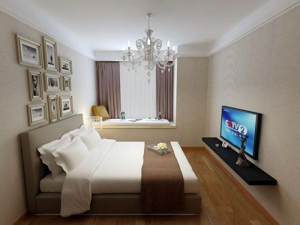 现代简约-主卧室设计