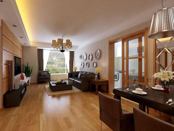 现代简约-沙发背景设计