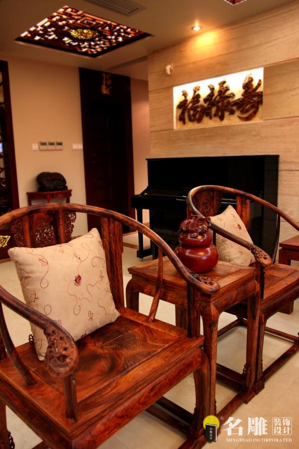 名雕装饰设计——实木家具: