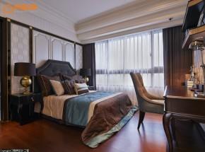 新古典 欧式 白富美 白领 三居 收纳 公主房 卧室图片来自幸福空间在ART DECO 大宅艺术狂想的分享