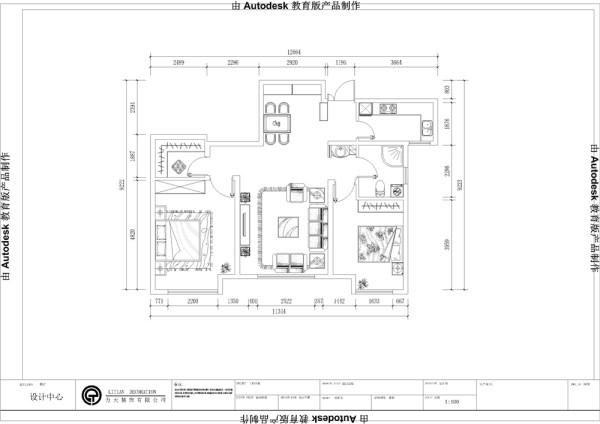 户型分析     本案为国耀上河城三室两厅一厨一卫102平米的户型图。从片面效果图来看,以顺时针方向走,     从整体户型来看,此户型较工整,采光良好,便于设计。