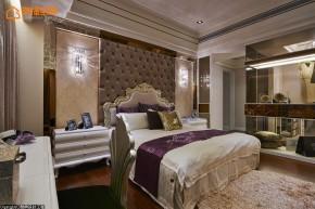 欧式 新古典 混搭 三居 白富美 高帅富 公主房 卧室图片来自幸福空间在黑与白 历久弥新的美学缩影的分享