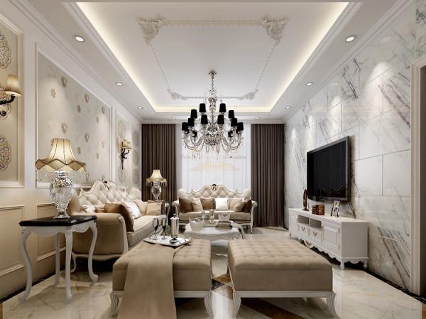 基础色彩选择了能够表现沉稳与清爽色调,利用后期的软配调整更丰富的颜色变化,明与暗、冷与暖、浓与淡的结合使空间从感观上和谐、整体。