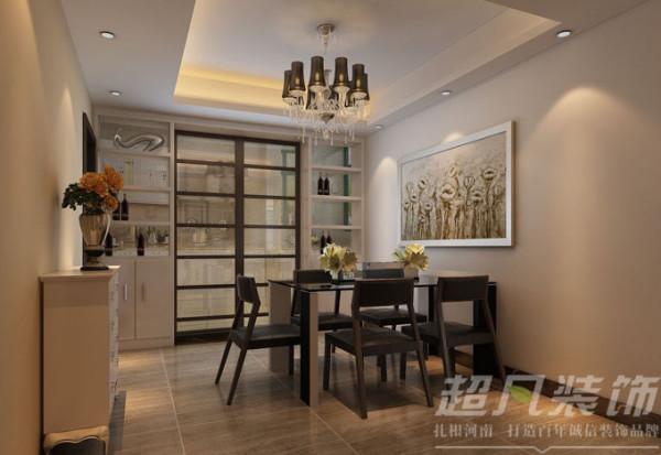 远大理想城89平米两室两厅装修设计效果图