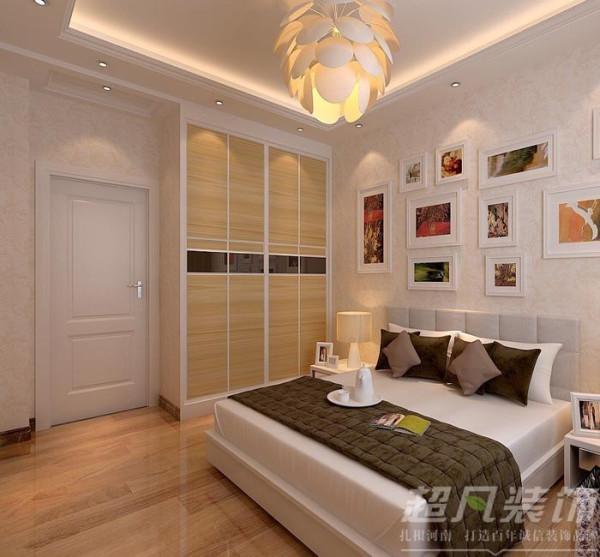 公园大地两室两厅101平米现代风格装修效果图案例