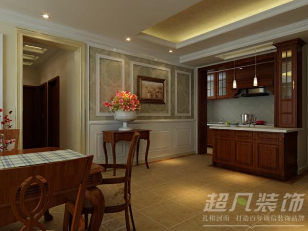 思念果岭210平米四室两厅简欧风格装修效果图案例