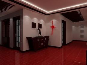 中式 四居 客厅 卧室 餐厅 厨房 实创装饰 成都实创 其他图片来自实创装饰成都分公司在沉稳大气的中式风格的分享