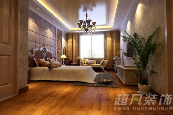 阿卡迪亚156平米三室两厅小错层装修设计效果图