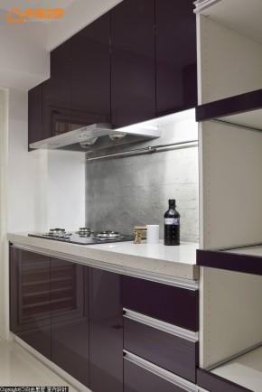 简约 混搭 二居 收纳 小清新 文艺青年 旧房改造 厨房图片来自幸福空间在70m²文青与白领品味混搭的分享