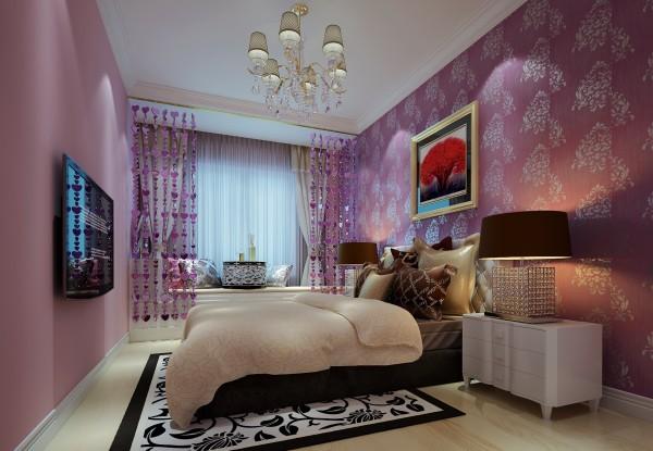 设计理念:在以实用的基础上为主人的卧室增添色彩,原始的主卧的储藏与收纳空间较少,通过设计师的改造,增加了一组飘窗,既有储藏收纳功能同时兼备女主人化妆休闲的需求。
