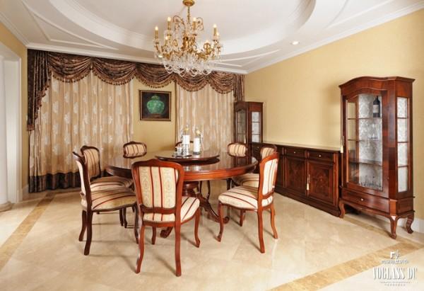 唐宁ONE 餐厅 餐桌 餐椅