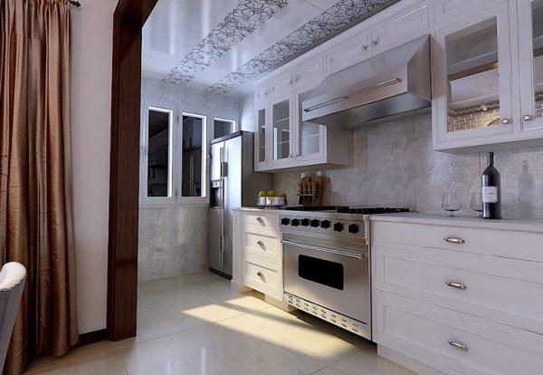 简约欧式-厨房设计