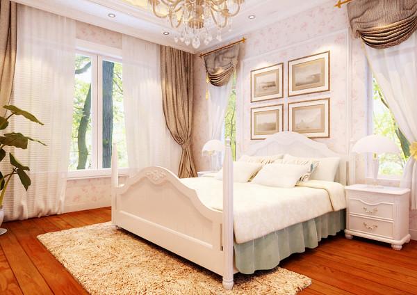 清爽雅致的女儿房 设计理念:花季的卧室不再是簇拥着繁芜装饰的地方,清爽雅致更能给人带来轻松愉快的睡眠环境,悠悠的色彩萌动富有灵动,精致而又大方,不单调更不落窠臼。