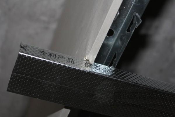 吊顶选用圣戈班 杰科轻钢龙骨,公司在基装用材上面几乎全部选用德系材料,质量可靠。
