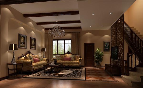 现代欧式的居室有的不只是豪华大气,更多的是惬意和浪漫。通过完美的曲线,精益求精的细节处理,带给家人 不尽的舒服触感