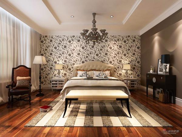 卧室灰色+白色 简洁