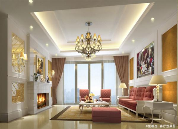 设计理念:为了给业主创造一个简约、时尚、舒适的环境。设计中打破了纯欧式设计的观念,将欧式装饰元素融入了现代风格设计,使整个空间高贵。