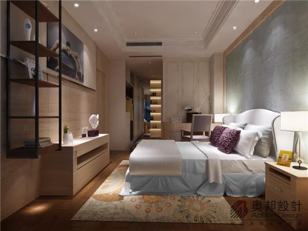 老人卧室空间设计轻松自然养生