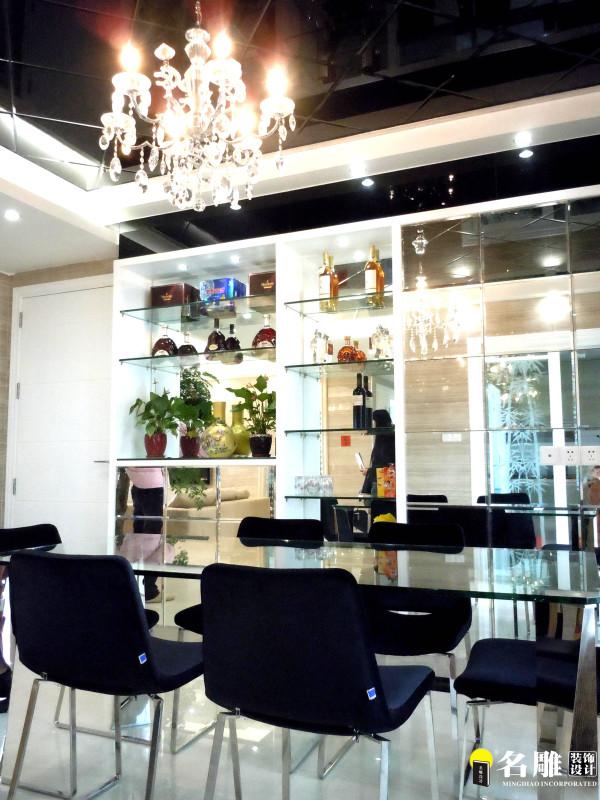 名雕装饰设计——长城世家——酒柜