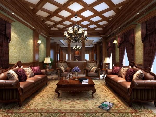 新古典的美式家具,高大上有内涵
