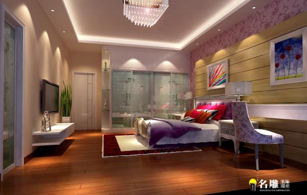 名雕装装饰设计—卧室