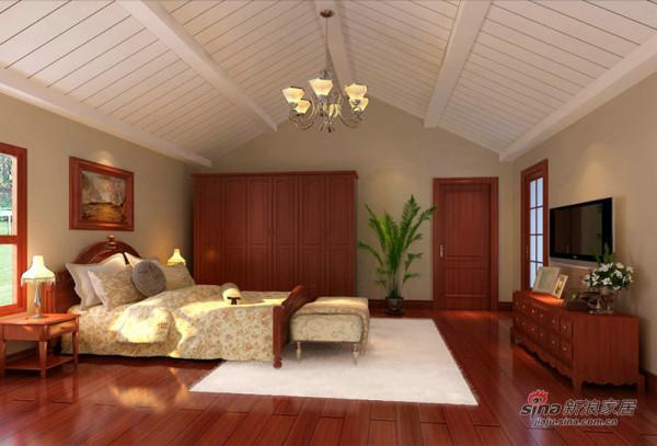 这个屋顶的造型,搭配家居地板,明星味十足