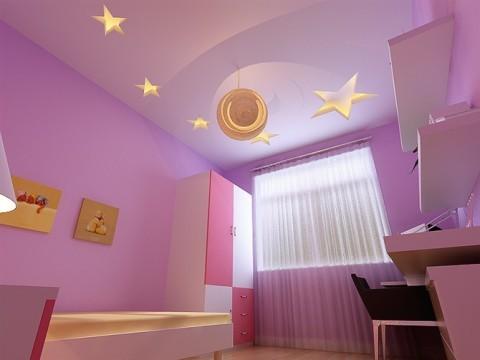 颜色丰富多彩,生动新鲜,简练明快,具有神话式的意境,让孩童在自个的小天地里自由地学习日子。
