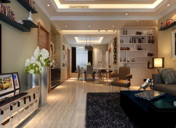 白色天然大理石搭配拉丝不锈钢材质,更加体现出现代风格
