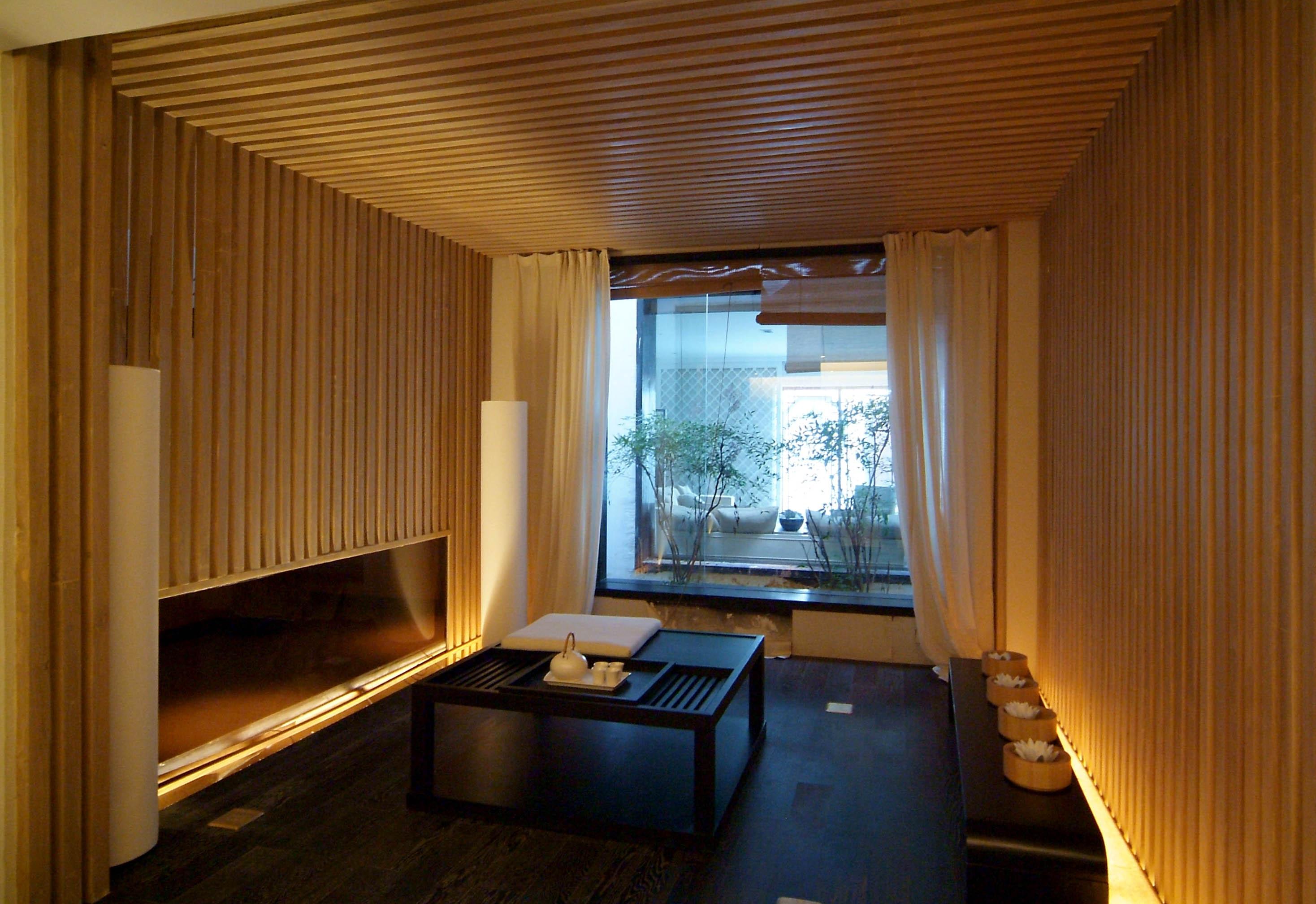长方形卧室布局效果图