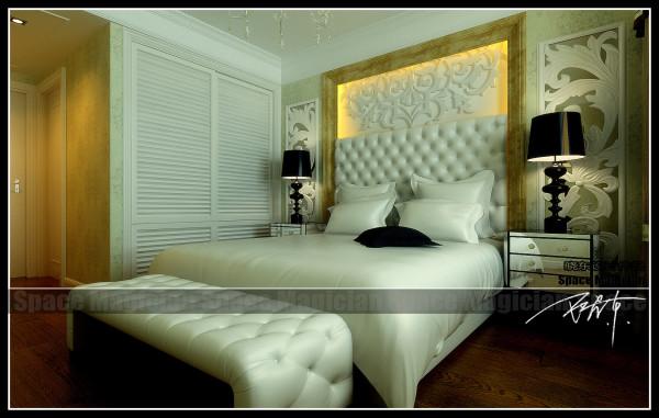 背景墻 房間 家居 起居室 設計 臥室 臥室裝修 現代 裝修 600_381