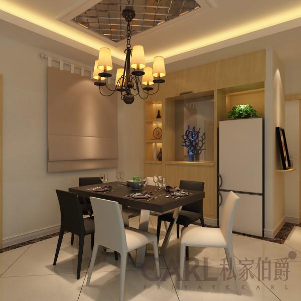 本案以时下流行的极简风格为主风格,结合了原木色的设计元素在其中,使整个家居配饰具备了很舒适实用的现代风。